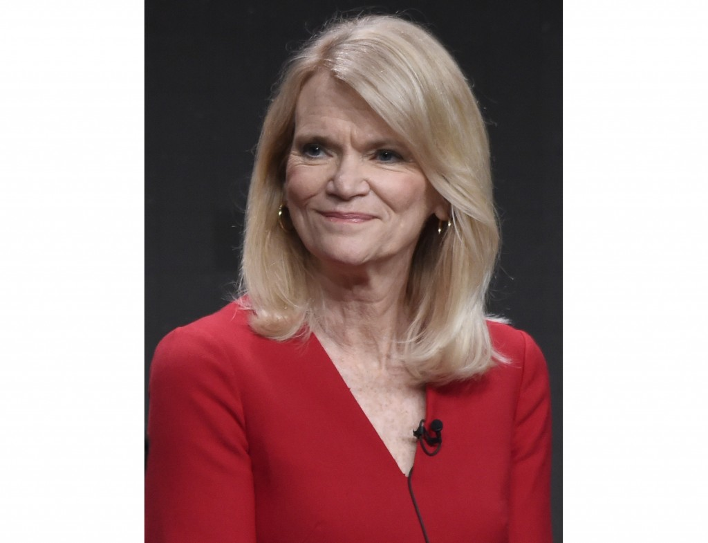 """FILE - Journalist Martha Raddatz participates in """"The Long Road Home"""" panel during the National Geographic Television Critics Association Summer Press..."""