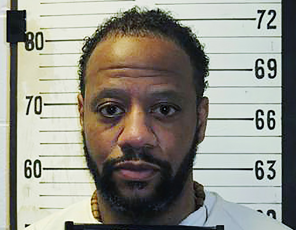 This undated photo provided by the Tennessee Department of Correction shows Pervis Payne. A new report by a think tank examining executions in the Uni...