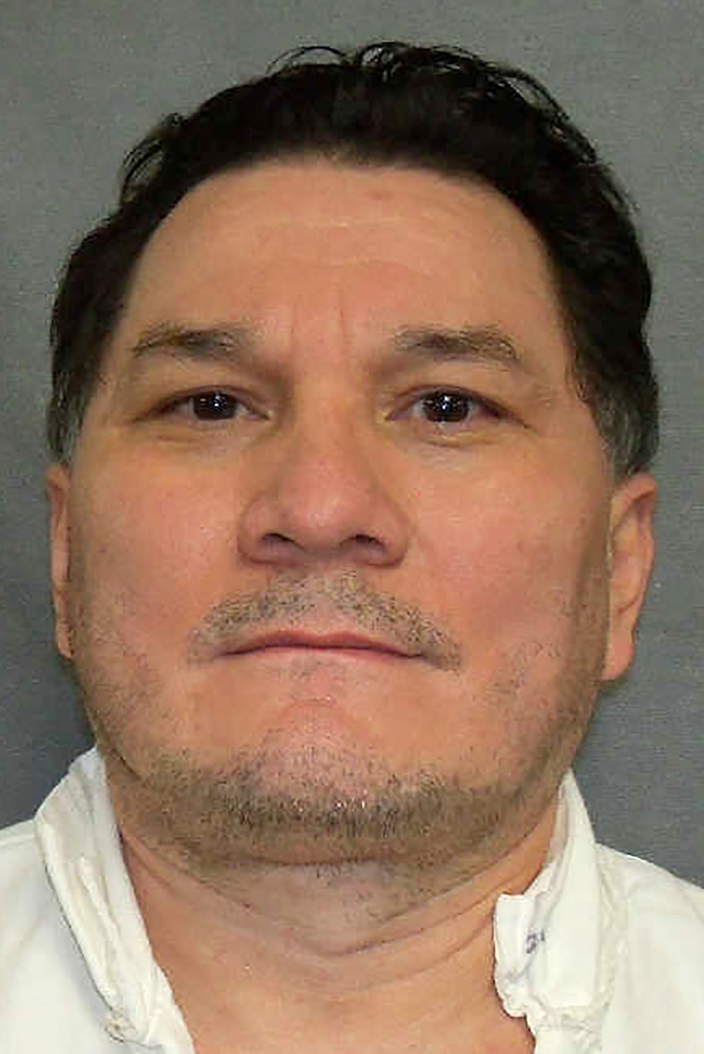 In this undated photo, provided by the Texas Department of Criminal Justice, is Gilmar Guevara. For the second time in as many weeks, Texas' highest c...