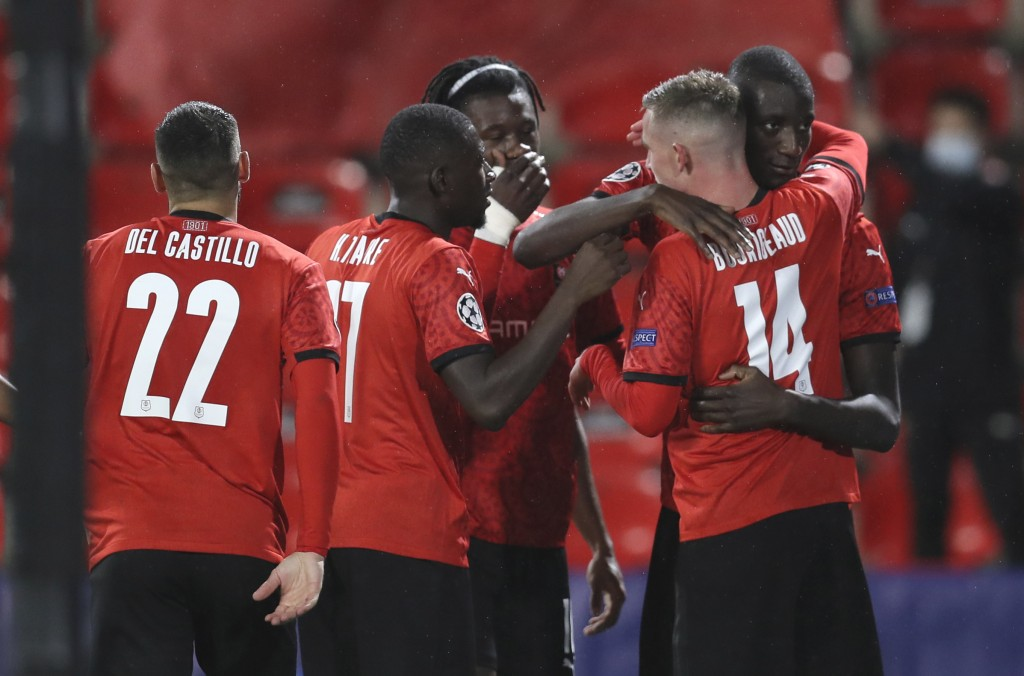 Competition Debut For Rennes Ends In 1 1 With Krasnodar Taiwan News