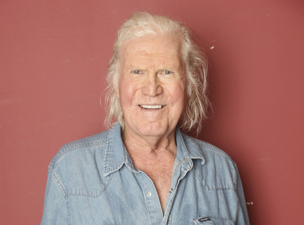 """FILE - Artist Billy Joe Shaver poses backstage following his concert """"Billy Joe Shaver presented by WMOT/Roots Radio"""" at City Winery Nashville in Nash..."""