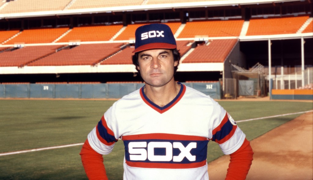 FILE - This Sept. 23, 1983 file photo shows Chicago White Sox manager Tony La Russa. La Russa, the Hall of Famer who won a World Series championship w...