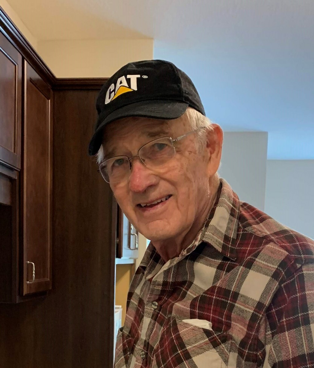 This April 17, 2020, photo provided by June Linnertz shows her father, James Gill. As more than 90,000 of America's long-term care residents have died...