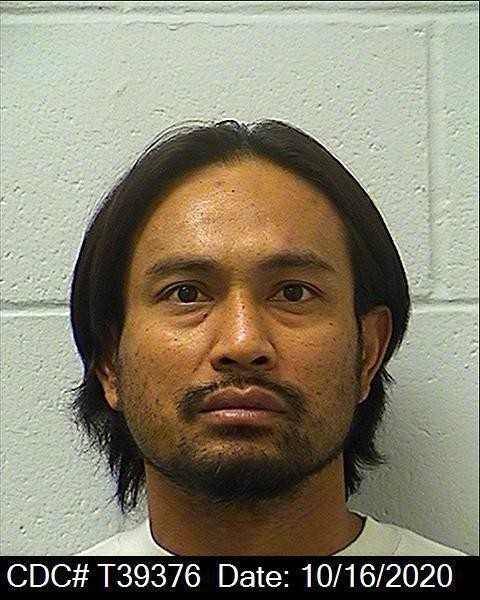An Oct. 16, 2020 handout photo provided by the California Department of Corrections and Rehabilitation shows Bounchan Keola. Keola, a former inmate fi...