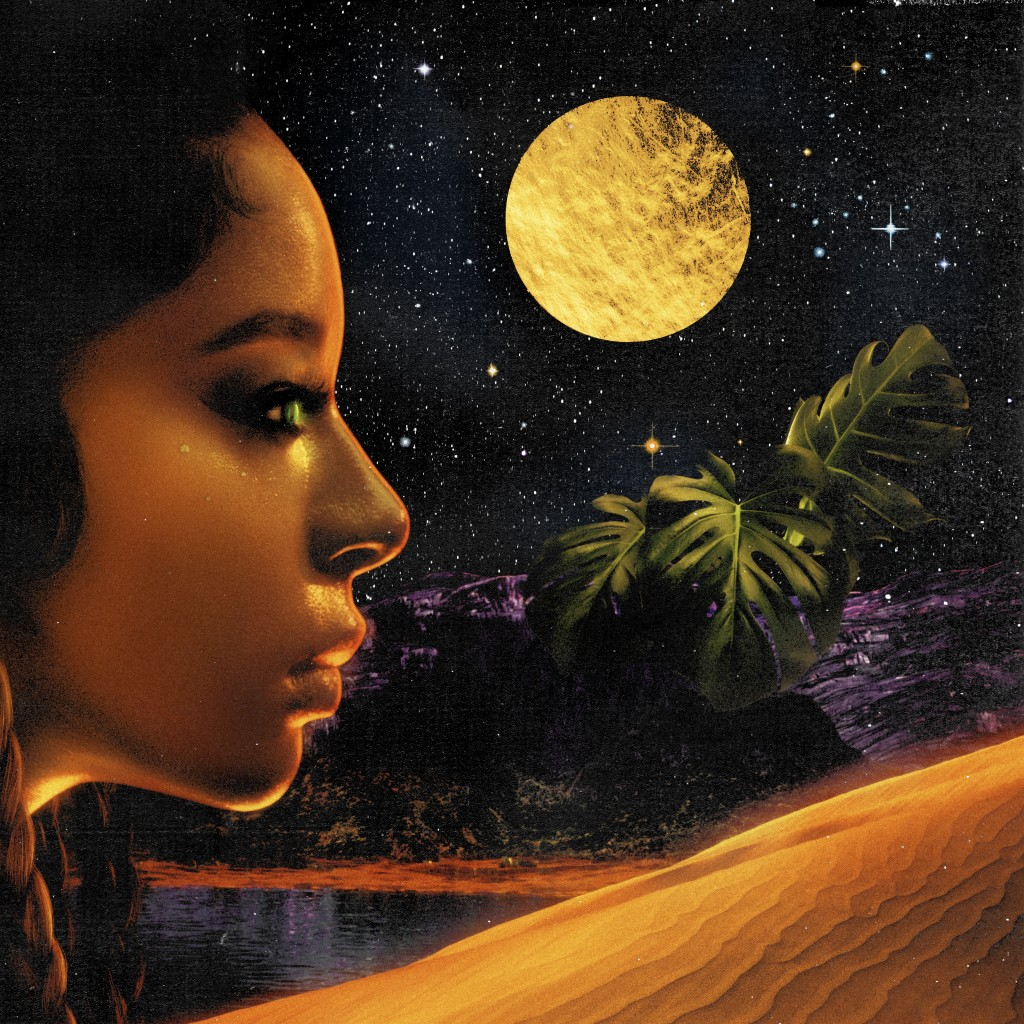 """This cover image released by Tribe Records shows """"Jaguar"""" by Victoria Monét. The album was named one of the top 10 of the year by the Associated Pres..."""