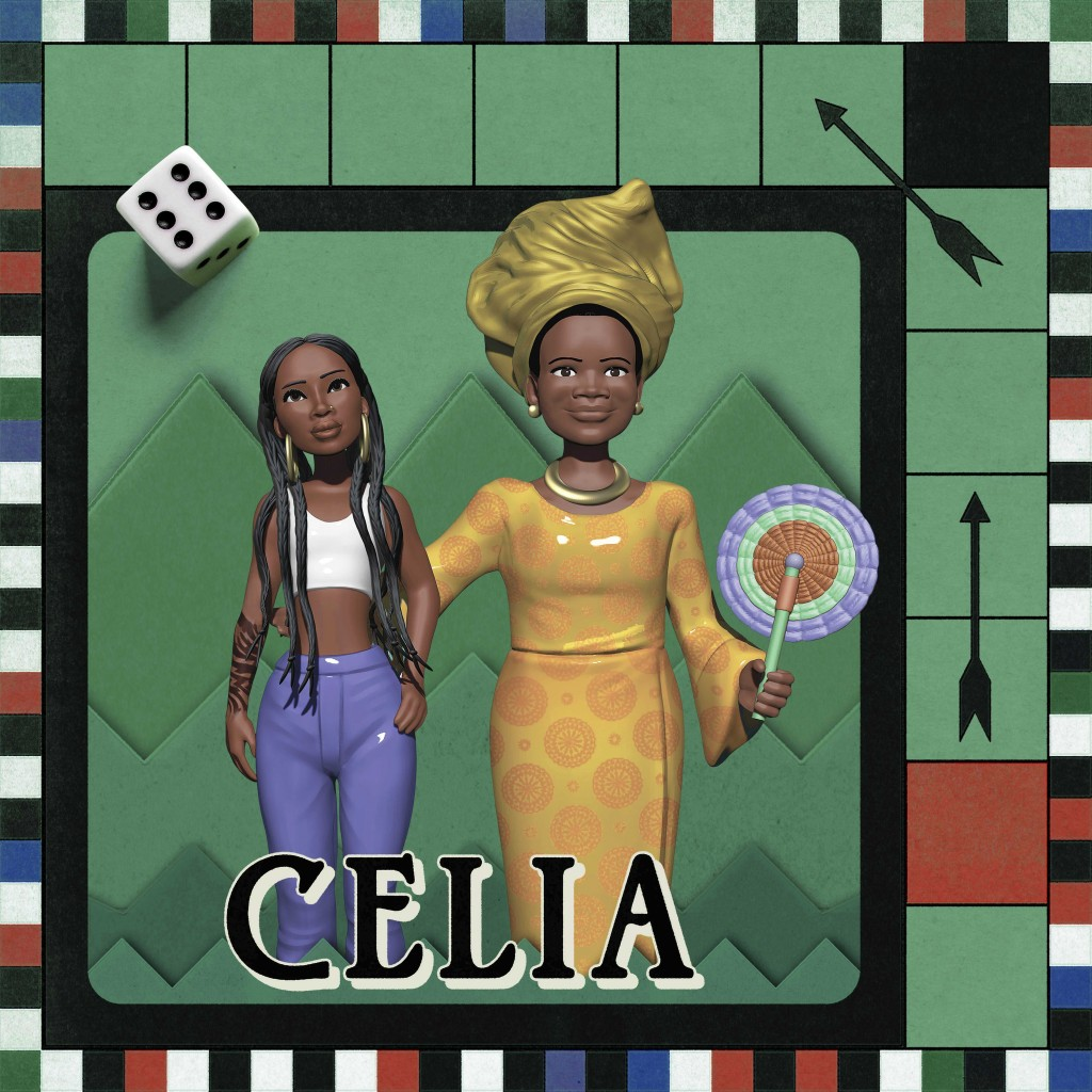 """This cover image released by Motown shows """"Celia"""" by Tiwa Savage. The album was named one of the top 10 of the year by the Associated Press. (Motown v..."""
