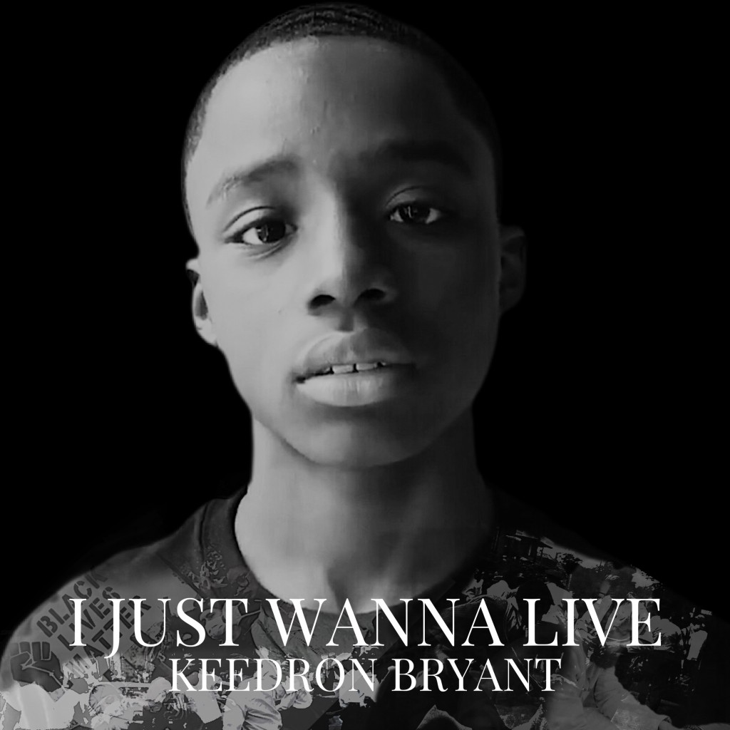 """This cover image released by Warner Records shows """"I Just Wanna Live,"""" by Keedron Bryant. Bryant's song was named one of the top 10 of the year by the..."""