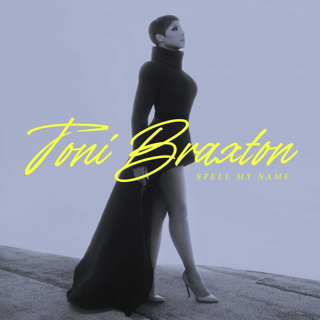 """This cover image released by Island Records shows """"Spell My Name,"""" by Toni Braxton. The album was named one of the top 10 of the year by the Associate..."""