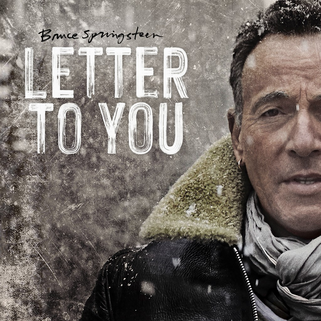 """This cover image released by Columbia Records shows """"Letter To You"""" by Bruce Springsteen. The album was named one of the top 10 of the year by the Ass..."""
