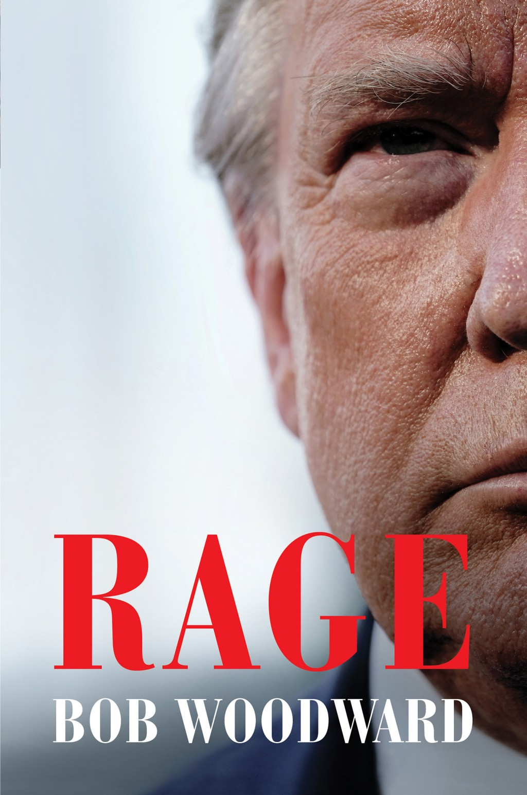 """This cover image released by Simon & Schuster shows """"Rage"""" by Bob Woodward. Ahead of the November elections, readers turned to such best sellers about..."""