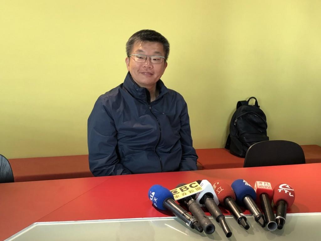 Tsai Chi-Chang.