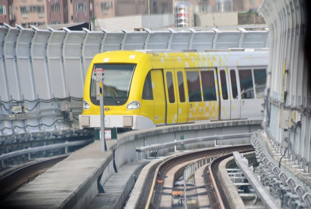 台北捷運環狀線即將通車