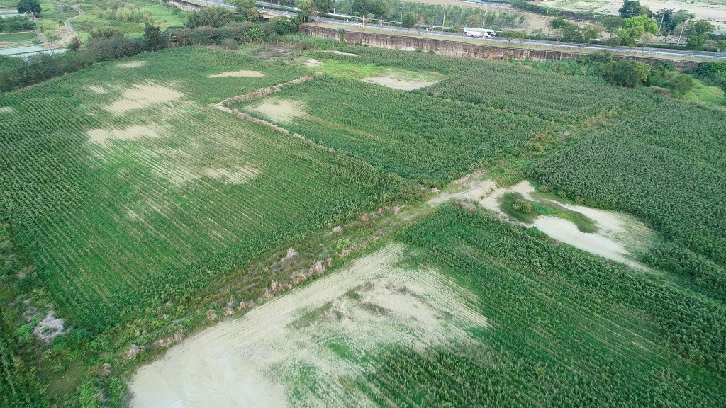 Chromium pollutants found in Taiwanese farms, labeled as safe
