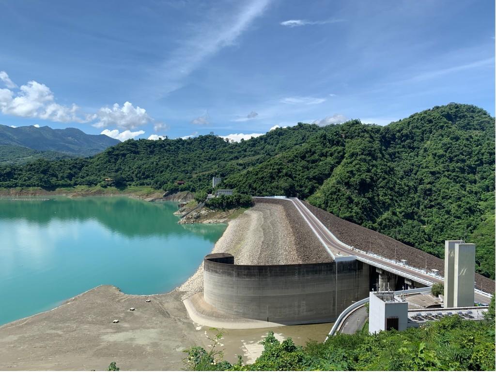Tsengwen Dam