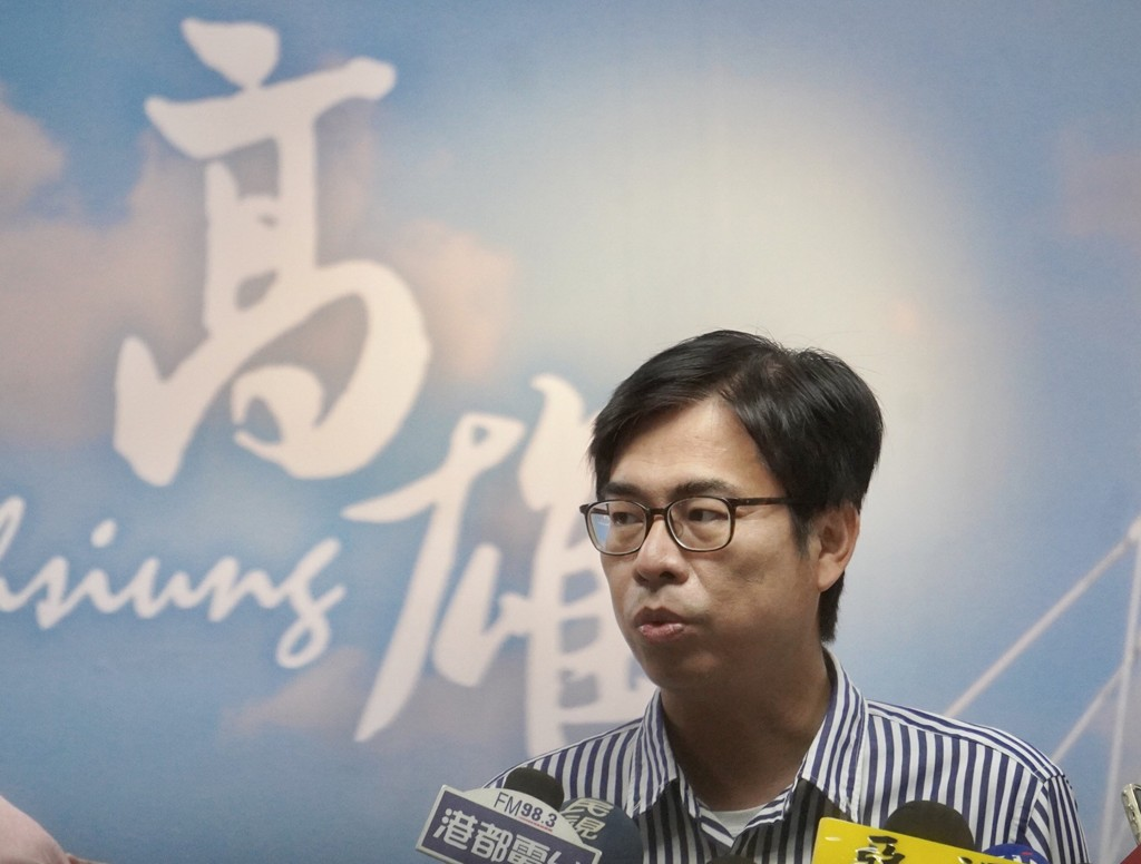 準高雄市長陳其邁