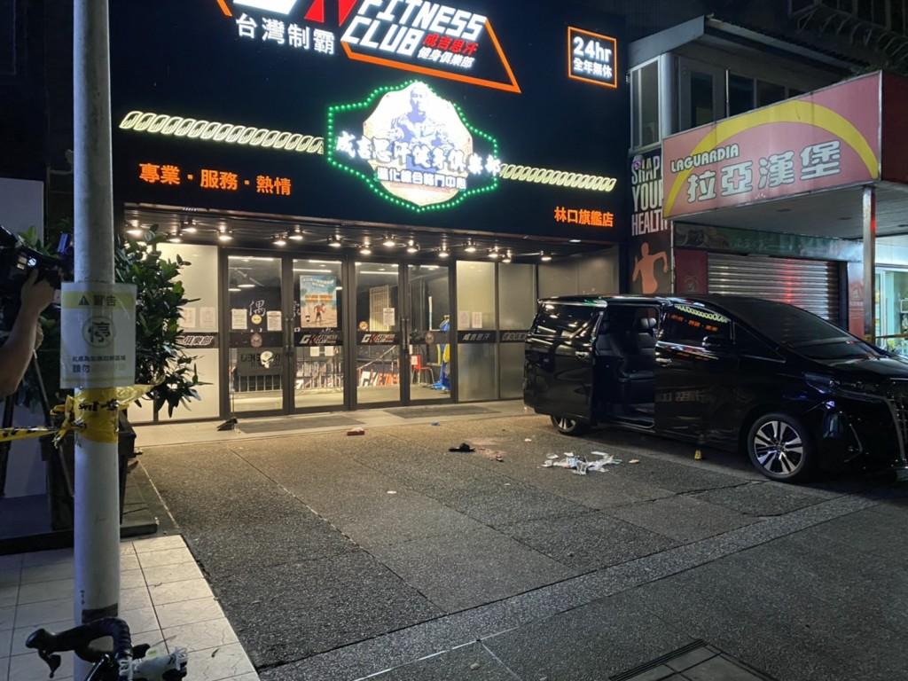 Taiwanese YouTuber Holger Chen shot twice