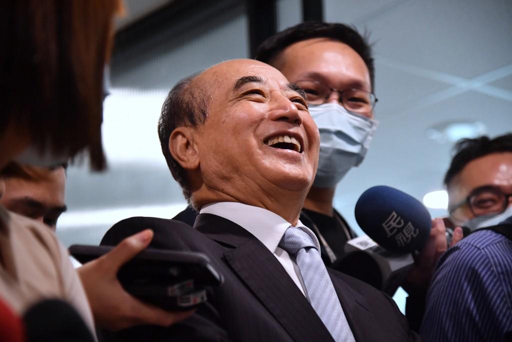 前立法院長王金平16日將率國民黨代表團赴中國