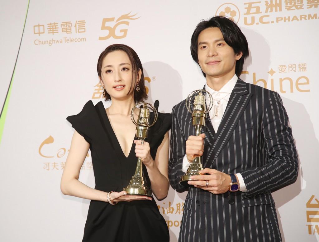 第55屆電視金鐘獎戲劇節目,姚淳耀、柯佳嬿奪男女主角獎