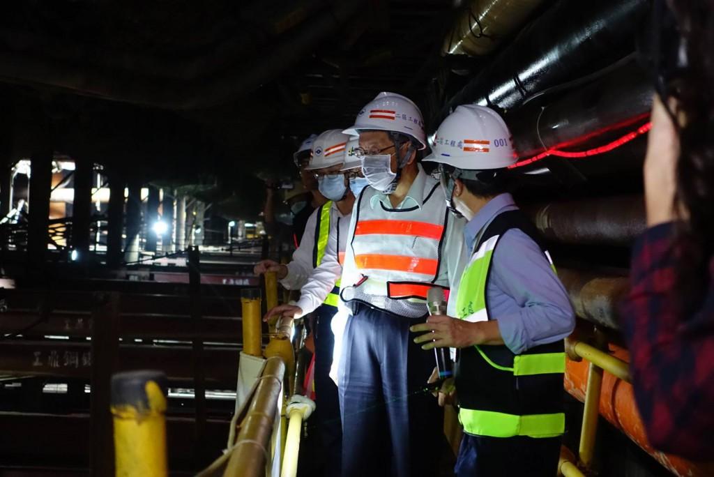 捷運萬大線第二期工程進度達22%,已完成細部規劃、預估明年初發包動工。(圖/中央社)