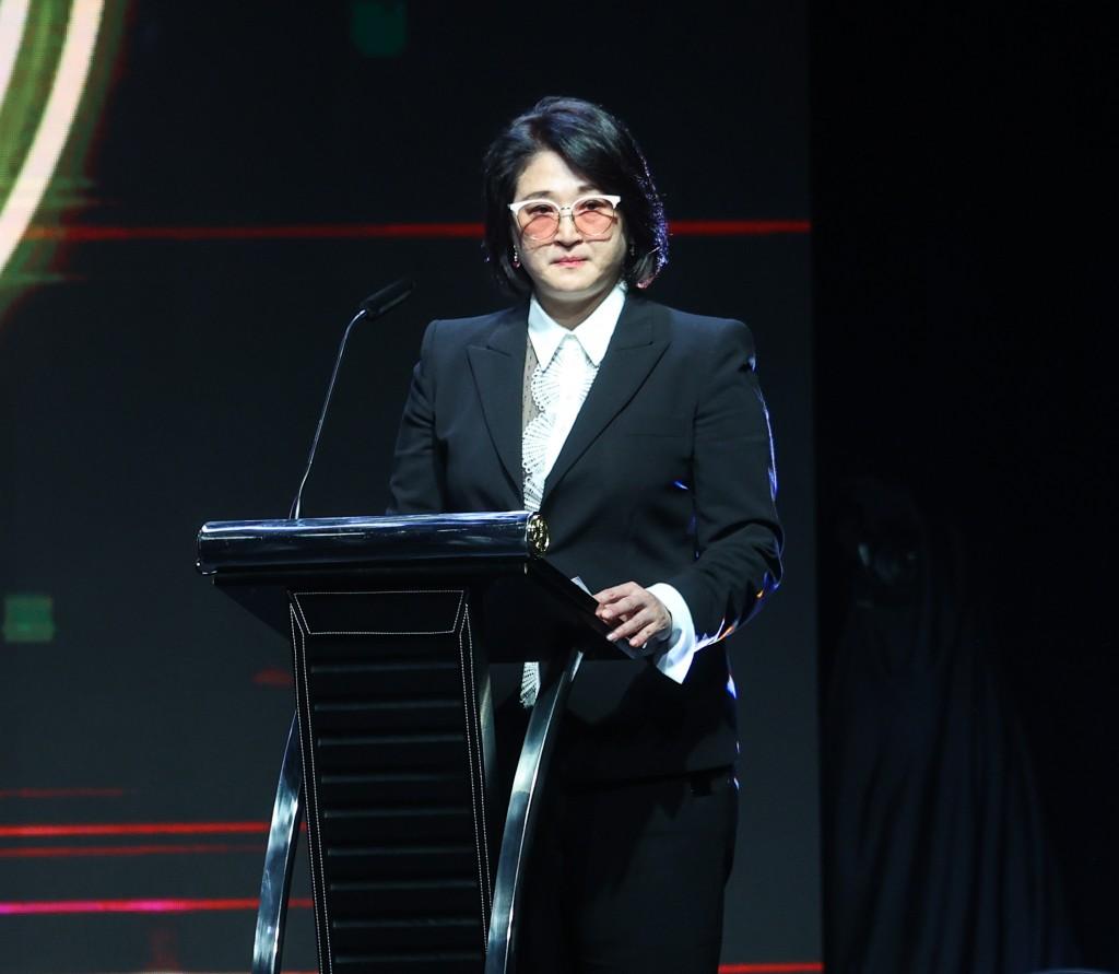 裕隆集團執行長嚴陳莉蓮