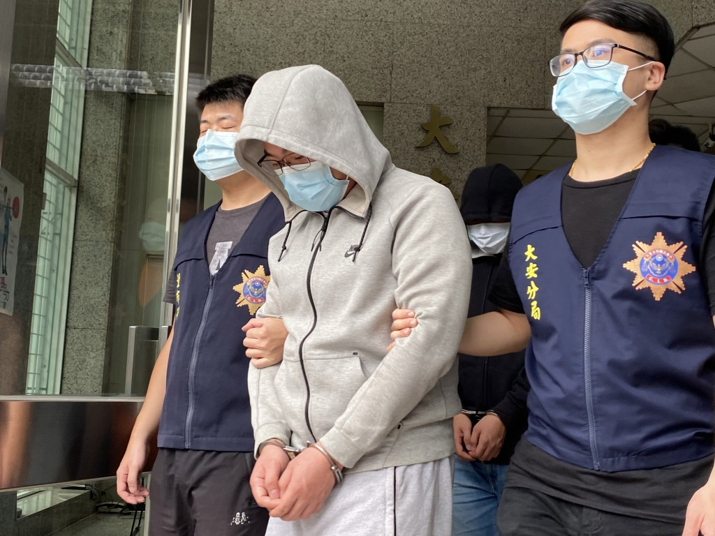Vandals of pro-Hong Kong restaurant in Taipei sentenced to prison