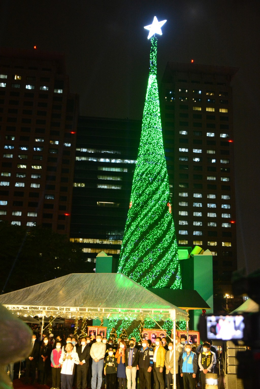 New Taipei City launches the 10th edition of Christmasland on Friday.