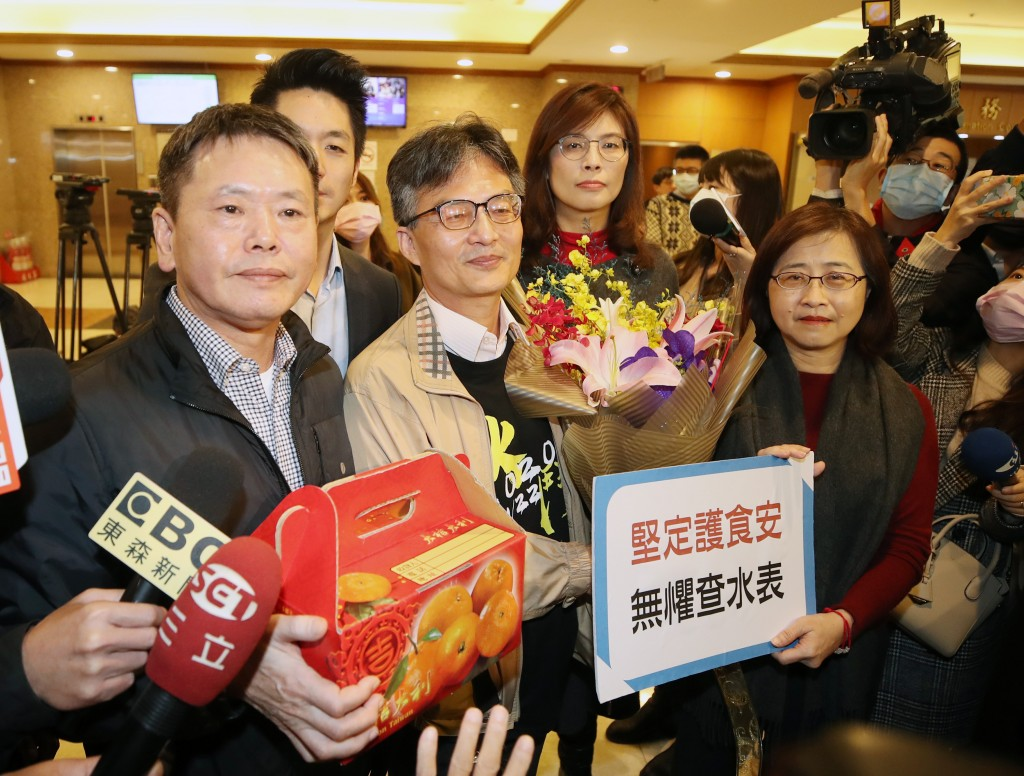 Clinical psychiatrist Su Wei-shuo faces prison for ractopamine comments.