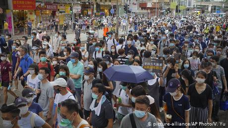 Hong Kong immigrant influx expected in Taiwan as China cracks down