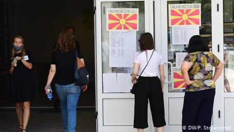 North Macedonians hit the polls in tight election race, pro-EU SDSM edges ahead