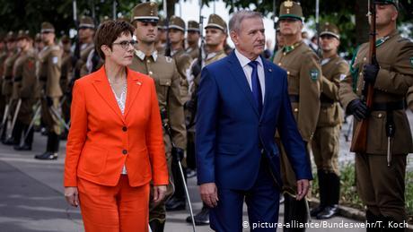 Germany: NATO spending rules need revising due to coronavirus