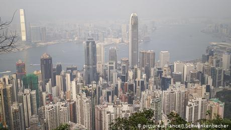 China threatens UK with 'consequences' over Hong Kong
