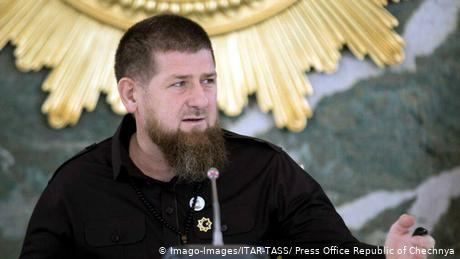 US adds sanctions on ruler of Russia's Chechnya, Ramzan Kadyrov