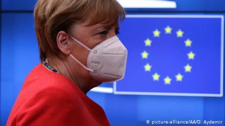 Coronavirus: Germany's Angela Merkel eyes EU summit deal