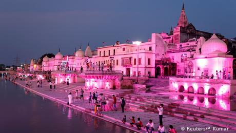 India PM to lay foundation stone for flashpoint Ram temple in Ayodhya