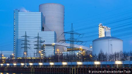 Germany's coal-fired Datteln power plant sparks fresh protests