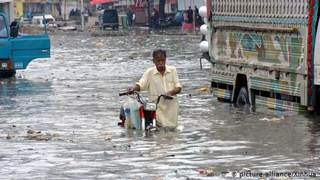Urban flooding — who is responsible for Karachi's woes?