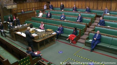 Contentious Brexit bill faces first Commons debate and vote
