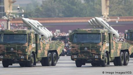 Chinese anti-ship missiles like the YJ-18 are a threat to the US Navy