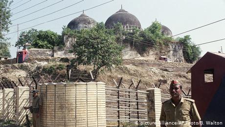 Babri mosque demolition: Indian court acquits BJP leaders