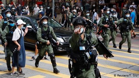 Opinion: Hong Kong's rule of law is at its end