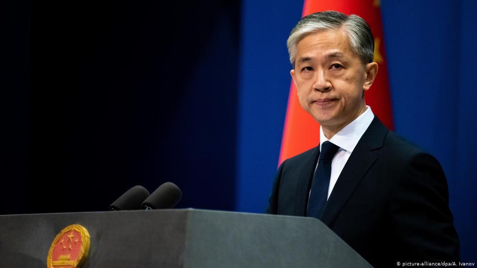 針對拜登當選美國總統,外交部發言人汪文斌今(13日)終於表達祝賀。(圖/中央社)