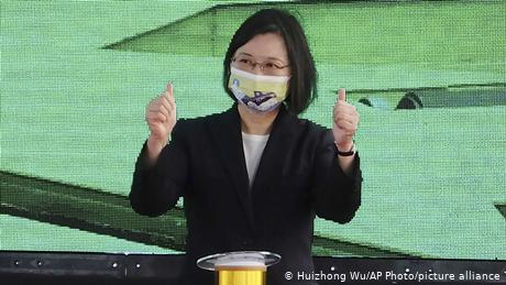 Taiwan starts making new submarines amid China tension
