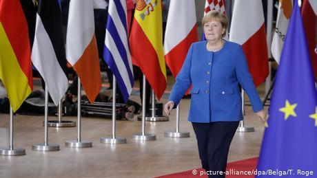 Germany finds new coronavirus generosity ahead of EU summit