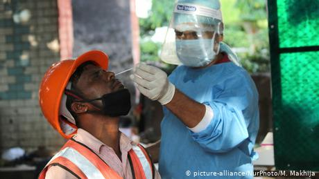 India: COVID vaccine rollout poses a formidable challenge