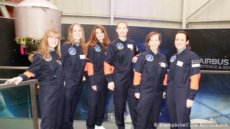 The male-dominated space industry needs a shake-up