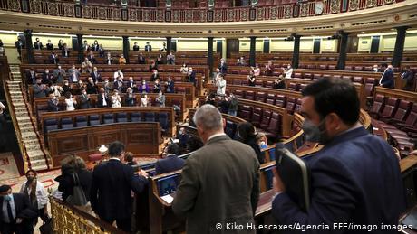 Spanish lower house of parliament backs euthanasia bill
