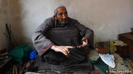 Ghulam Mohiuddin is in his late 70s, but he still works every day in his small workshop in Srinagar's Rainawari district, producing and repairing smal...