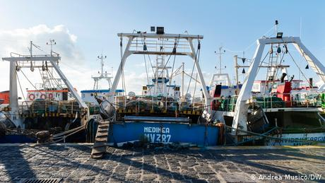The Medinea, one of the two fishing boats seized and looted by Libyan authorities in September, is back in Mazara del Vallo