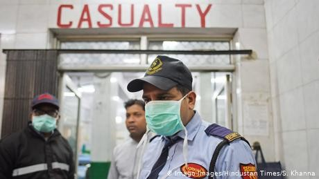Health Ministry addresses nation regarding coronavirus outbreak, asks people not to panic