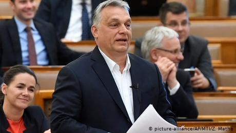European Union tells Hungary: Kill the virus, not democracy